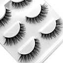 cheap Eyelashes-Eye 1 Natural / Curly Daily Makeup Full Strip Lashes / The End Is Longer Make Up Professional / Portable Professional Level / Portable