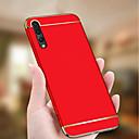 זול שרשראות תליון-מגן עבור Huawei Huawei P20 / Huawei P20 Pro / Huawei P20 lite ציפוי / אולטרה דק כיסוי אחורי אחיד קשיח PC / P10 Plus / P10 Lite / P10