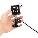 tanie Kamery IP wewnętrzne-HQCAM 1.3 mp Kamera IP Domowy Wsparcie 64 GB sol / Przewodowy / a / CMOS / Bezprzewodowy / a / 50 / 60