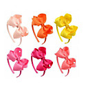 cheap Hair Accessories-Hair Accessories Grosgrain Wigs Accessories Girls' 1pcs pcs 1-4inch cm Party / Daily Stylish Cute