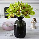 ieftine Flor Artificiales-Flori artificiale 4.0 ramură stil minimalist / Pastoral Stil Orhidee / Plante Față de masă flori / Nu e inclus