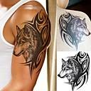 billige Midlertidige tatoveringer-Klistremerke / Tattoo-klistremerke arm midlertidige Tatoveringer 5 pcs Totem Serier / Dyre Serier kropps~~POS=TRUNC