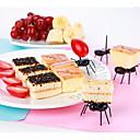 hesapli Banyo Küvet Muslukları-Noel / Düğün Parti bulaşığı - Meyve Tabakları / Çatal Bıçak Takımı Reçine Kumsal Teması / Bahçe Teması / Karınca