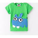 ieftine Set Îmbrăcăminte Bebeluși-Bebelus Unisex Imprimeu Fără manșon Tricou