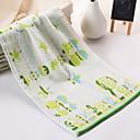 tanie Umyć Ręcznik-Najwyższa jakość Ręcznik kąpielowy / Ręcznik, Geometric Shape Mieszanka bawełny i poliestru 1 pcs