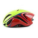 abordables Cascos para Ciclismo-Adultos Casco de bicicleta 21 Ventoleras CE Resistente a Golpes, Peso ligero EPS Deportes Ciclismo / Bicicleta / Camping - Rosa + verde / Negro / Rojo / Rojo + azul