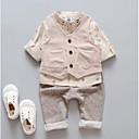 ieftine Seturi Îmbrăcăminte Băieți-Copil Băieți Mată Manșon Lung Set Îmbrăcăminte