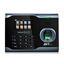 abordables Systèmes de Contrôle d'Accès & Pointeurs-ZKTeco U160 Machine de présence Enregistrer la requête Empreinte digitale Maison / Appartement / Ecole
