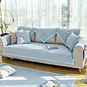 זול כיסויים-כרית הספה פרחוני הדפסה תגובתית כותנה / פוליאסטר כיסויים