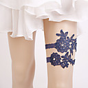 cheap Modules-Lace Classic Jewelry / Vintage Style Wedding Garter With Rhinestone / Gore Garters Wedding / Party & Evening