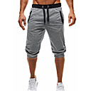 abordables Pulseras-Hombre Básico Pantalones de Deporte / Chinos Pantalones - Un Color
