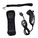 billige Wii-tilbehør-WII Med ledning Case Protector / Game Controllers Til Wii ,  Case Protector / Game Controllers Silikon / ABS 1pcs enhet