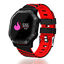 cheap Smartwatches-Smartwatch K5 for Android 4.3 and above / iOS 7 and above Heart Rate Monitor / Blood Pressure Measurement / Calories Burned / Long Standby / Water Resistant / Water Proof Pedometer / Call Reminder