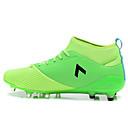 זול סניקרס לגברים-בגדי ריקוד גברים עור PVC אביב נוחות נעלי אתלטיקה כדורגל ירוק