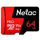 cheap Microphones-Netac 64GB memory card UHS-II U3 V30