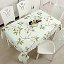 olcso Fali rögzítők-Kortárs Négyzet Asztalterítők Virágos Asztali dekorációk 1 pcs