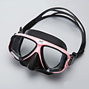 cheap Synthetic Lace Wigs-Swimming Goggles / Swim Mask Goggle Antifog, Adjustable Size, Wearproof Two-Window - Diving, Snorkeling Silicon Rubber, Tempered Glass - for Black / Pink / Yellow / Black