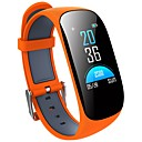 preiswerte Smart Uhr Accessoires-Smart-Armband YY-Z17C für Android 4.3 und höher / iOS 7 und höher Herzschlagmonitor / Blutdruck Messung / Verbrannte Kalorien / Langes Standby / Touchscreen Schrittzähler / Anruferinnerung