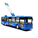baratos Carros de brinquedo-Brinquedos Veiculo de Construção Brinquedos Quadrada Ônibus Plástico Peças Dom