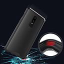 ieftine Cazuri telefon & Protectoare Ecran-Maska Pentru OnePlus OnePlus 6 / OnePlus 5T Translucid Capac Spate Mată Greu Teracotă pentru OnePlus 6 / One Plus 5 / OnePlus 5T