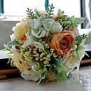 ieftine Flor Artificiales-Flori artificiale 1 ramură Clasic Petrecere / Modern / Contemporan Carnație / Violet Cosul de flori