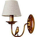 billige Vegglamper-Nytt Design / Kul Moderne / Nutidig Vegglamper Soverom / Kontor Metall Vegglampe 220-240V 25 W