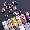 ieftine Artă de Unghii-10 pcs Unghiul de bijuterii / Unelte de nail art & seturi / Nail Art Bijuterii Stilat Design Modern / Creative Purtare Zilnică Unelte pentru unghii / Nail Art Sfaturi