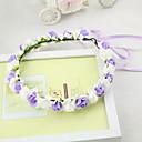 ieftine Vase & Coș-Flori artificiale 1 ramură Single Modern / Contemporan / Nuntă Trandafiri Față de masă flori