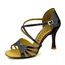 preiswerte Kuscheltiere & Plüschtiere-Maßgeschneiderte Damen Kunstleder oberen Latin Tanzschuhe Sandalen mit Buckie