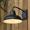 billige Væg Lamper-Sej Retro / vintage Væglamper Udendørs / Have Metal Væglys 220-240V 40 W