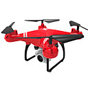 cheap Novelty RC Toys-RC Drone A806 BNF 4CH 6 Axis 2.4G 5.0MP 1080P RC Quadcopter One Key To Auto-Return / Headless Mode RC Quadcopter / Remote Controller / Transmmitter / 1 USB Cable Lead / 120 Degree