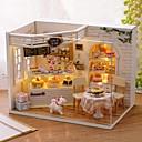 olcso Babaházak-Babaház Kreatív LED világítással Torta 1 pcs Darabok Gyermek Játékok Ajándék