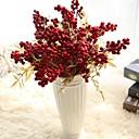 ieftine Flor Artificiales-Flori artificiale 5 ramură Rustic / Flori de Nuntă Brad de Crăciun / Florile veșnice Față de masă flori