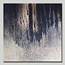 povoljno Ulja na platnu-Hang oslikana uljanim bojama Ručno oslikana - Sažetak Moderna Uključi Unutarnji okvir / Prošireni platno