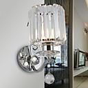 povoljno Flush Mount rasvjeta-Crystal / New Design Modern / Comtemporary Zidne svjetiljke Stambeni prostor / Spavaća soba Metal zidna svjetiljka 220-240V 40 W