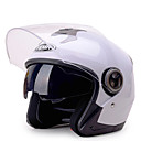 billige Motorsykkelhjelmer-YEMA 625 Halvhjelm Voksen Unisex Motorsykkel hjelm Støtsikker / Anti-UV / Vindtett