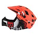tanie Dopinki naturalne-KSIĘŻYC Dla nastolatków Kask rowerowy / Kask BMX 22 Otwory wentylacyjne ESP + PC, EPS, EVA Sport Ćwiczenia na zewnątrz - Żółty / Zielony / Niebieski Unisex