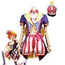 halpa Videopeli-cosplay-Innoittamana BanG Dream Cosplay Anime Cosplay-asut Cosplay Puvut Muuta Lyhythihainen Takki / Toppi / Housut Käyttötarkoitus Unisex