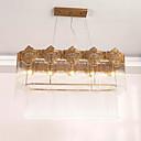 ieftine Candelabre-QIHengZhaoMing Cristal Candelabre Lumini Ambientale 110-120V / 220-240V, Alb Cald, Bec Inclus / 15-20㎡