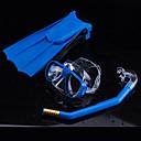 hesapli LEDs-Dalış Paketleri - Dalma maskesi, Dalış Paletleri, Şnorkel Yüzme, Şnorkelcilik Silgi, PC İçin Çocuklar