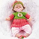 baratos Spinners de mão-FeelWind Bonecas Reborn Bebês Meninas 18 polegada realista Amiga-do-Ambiente Á Mão Segura Para Crianças Non Toxic Interação pai-filho de Criança Para Meninas Brinquedos Dom