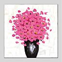 ieftine Picturi în Ulei-Hang-pictate pictură în ulei Pictat manual - Natură moartă / Floral / Botanic Modern pânză
