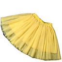 tanie Spodnie dla niemowląt-Dziecko Dla dziewczynek Moda miejska Jendolity kolor Spódnica / Brzdąc
