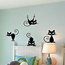 povoljno Party pokrivala za glavu-Dekorativne zidne naljepnice - Naljepnice za zidne zidove Životinje Stambeni prostor / Spavaća soba / Kupaonica