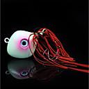 זול כלי דייג-1 pcs ראשי ג'יג / פתיונות דיג Jig Head עופרת / מטאלי דיג בים / דיג בחכה / הטלת פיתיון / דיג קרח / Spinning / דיג ג'יג / דייג במים מתוקים / דיג קרפיון