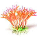 abordables Decoración y Gravilla de Acuario-Decoración de Acuario / Waterproof Adornos / Coral Impermeable / Lavable Plásticos