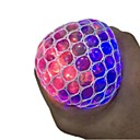 cheap Stress Relievers-Stress Reliever Ball Stress and Anxiety Relief / LED Light / Convenient Grip 1 pcs Adults Gift