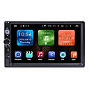 cheap Car DVD Players-Factory OEM WJ7098 7 inch 2 DIN Android6.0 Car Multimedia Player / Car GPS Navigator Built-in Bluetooth / GPS / RDS for universal / Universal RCA Support MPEG / MP4 WMA JPEG