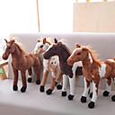 preiswerte Lebensechte Puppe-Pferd Kuscheltiere & Plüschtiere Tiere Niedlich Acryl / Baumwolle Spielzeuge Geschenk 1 pcs