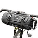 זול מזכרות מחזיקי מפתחות-ROSWHEEL 3-7 L תיקים לכידון האופניים עמיד למים, מתכווננת, קומפקטי תיק אופניים TPU תיק אופניים תיק אופניים רכיבה על אופניים / רצועות מחזירי אור